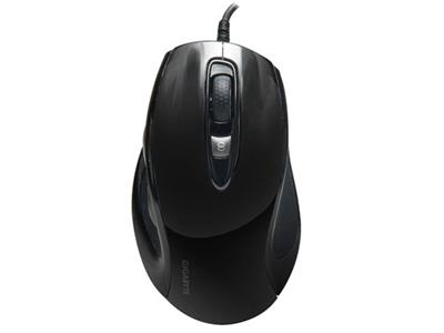 Gigabyte GM-M6880 Laser Gaming Mouse - USB - metal black