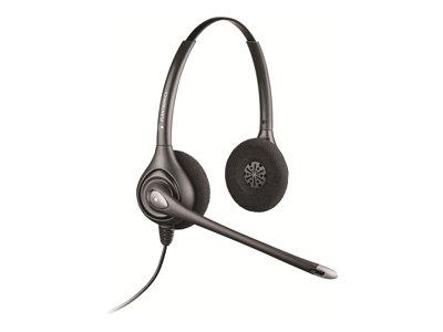 Plantronics SupraPlus HW261N Duo/Binaural Noise-Cancelling Headset