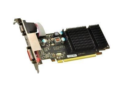 XFX AMD Radeon 5450 650MHz 1GB PCI-Express HDMI Silently Cooled Low Profile