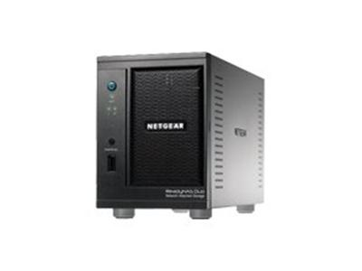 NetGear ReadyNAS Duo V2 1TB (1 x 1TB) Network Attached Storage (NAS)