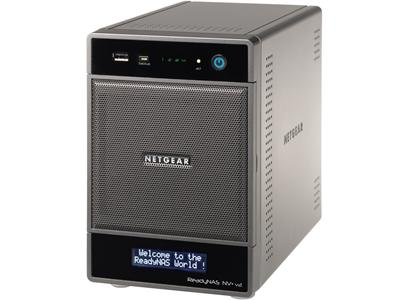 NetGear ReadyNAS NV+ V2 (4 Bay) - No Drives Included