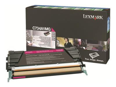 Lexmark Toner Magenta Return Program