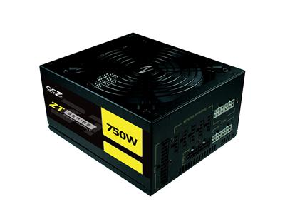 OCZ Technology 750W ZT Series Fully-Modular Power Supply
