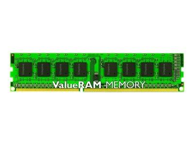 Kingston ValueRAM 8GB DDR3 1333MHz Non-ECC DIMM CL9