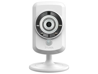 D-Link Enhanced Wireless N Day/Night Home Network Camera