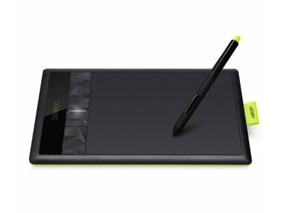Wacom Bamboo Pen & Touch - Digitizer, stylus - wired - USB