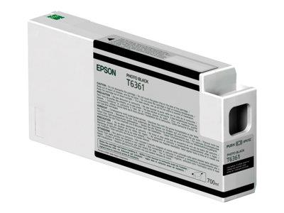 Epson Ink Cartridge - Photo Black 700ml