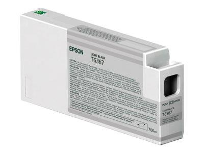 Epson Ink Cartridge - Light Black 700ml