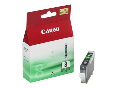 Canon CLI 8G - Ink tank - 1 x green - for PIXMA Pro9000, Pro9000 Mark II