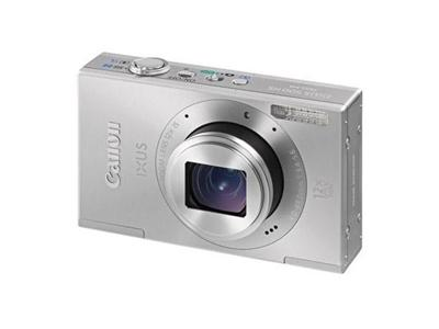 Canon IXUS 500 HS Digital Camera - Silver