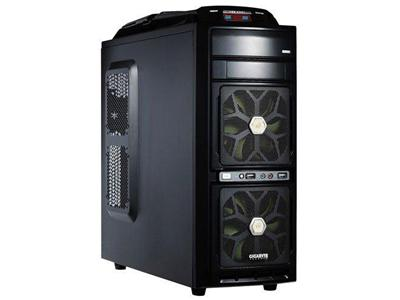 Gigabyte GZ-G2 Gaming Case Plus with USB 3.0 Ports & 2 Front Fans