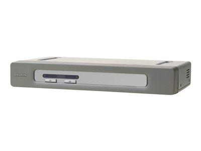 Belkin OmniView Secure Series 2-Port KVM Switch, USB