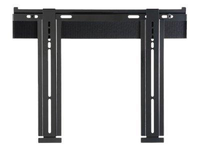 Peerless-AV Slimline Ultra-Flat to Wall Mount in Black 68kg (15