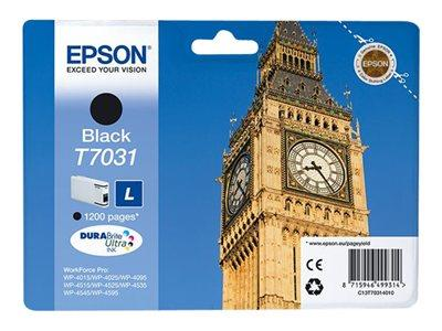 Epson WP4000/4500 SERIES INK CART L BLACK
