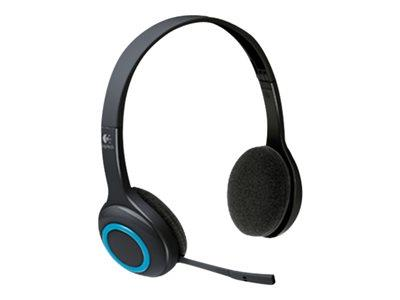 how to connect logitech wireless headset h600