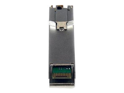 StarTech.com Cisco Compatible Gigabit RJ45 Copper SFP Transceiver Module - Mini-GBIC