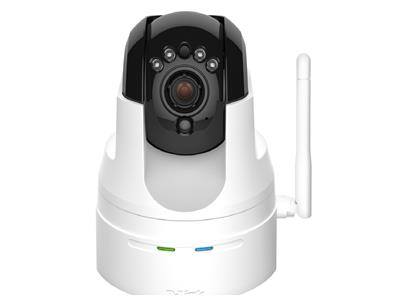D-Link Securicam Wireless N HD Day & Night PTZ Camera  H.264  MJPEG