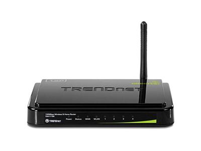 TRENDnet 150Mbps Wireless N Home Router