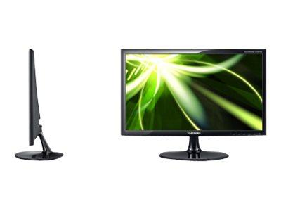 "Samsung SyncMaster S22B150N LED 21.5"" 1920x1080 200cd/m2 1000:1 5 ms VGA high glossy black widescrn"