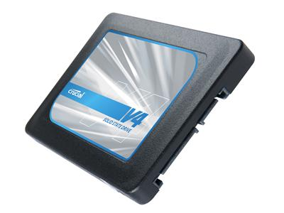 "Crucial 64GB V4 SATA 3GB/s 2.5"" 9.5mm Solid State Drive"