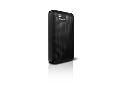 "WD 1TB My Passport 2.5"" USB 3.0 Black"