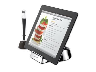 Belkin Tablet Kitchen Stand and Wand