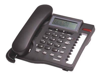 Interquartz Gemini CLI 9335 Corded Phone with Caller ID - Black