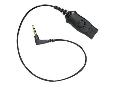 Plantronics MO300-IPHONE 4S Cable for Plantronics HTOP Headset