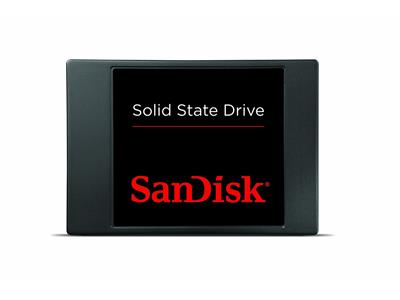 "Sandisk 64GB SSD SATA 6Gb/s 2.5"" Solid State Drive"