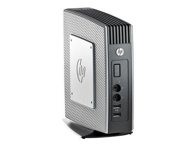 HP Flexible Thin Client t510, Eden X2 U4200, 2GB, no HDD,  Linux 32bit