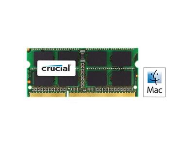 Crucial 4GB 1333MHz DDR3L PC3-10600 SODIMM 204pin CL9