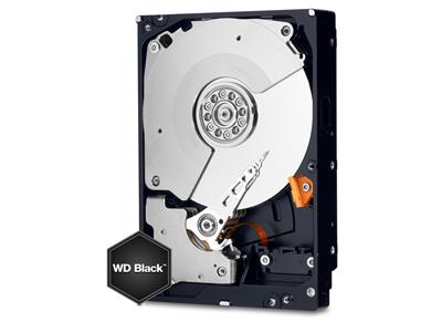 WD Black 500GB Performance Desktop  Hard Disk Drive - 7200 RPM SATA 6 Gb/s 64MB Cache 3.5 Inch