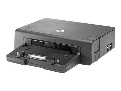 HP 2012 230W Advanced Docking Station - docking station
