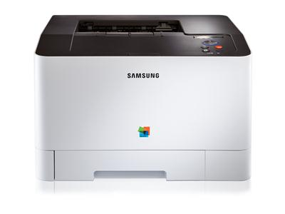 Samsung CLP-415NW - Printer - colour - laser - 18 ppm - Wireless