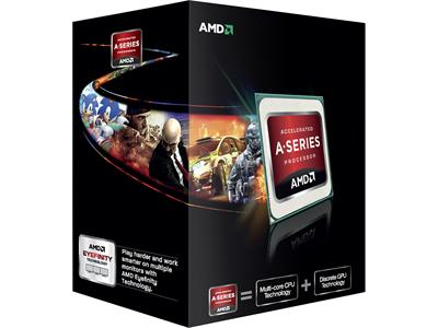 AMD A10-5800K 3.8GHz FM2 4MB 100W Black Edition