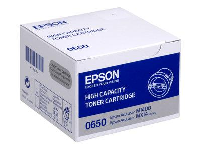 Epson AL-M1400 Black Toner Cartridge High Capacity