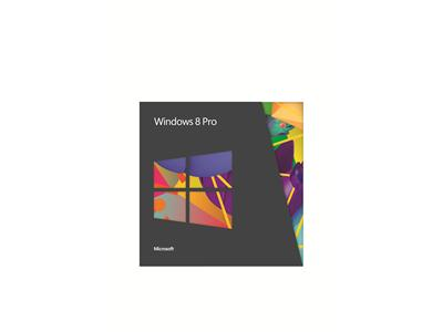 Microsoft Windows 8 Professional - 64-bit - 1 PC - DVD