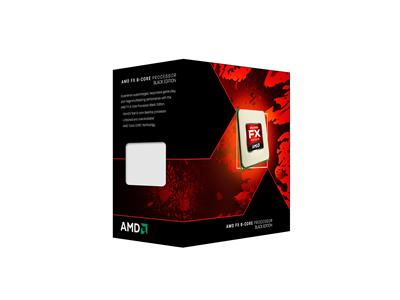 AMD FX8-8350 Black Edition Vishera 8 Core AM3+ 4.0GHz 16MB 125W