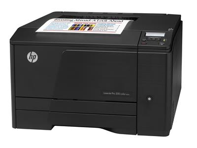 HP LaserJet Pro 200 M251n Colour Laser Printer