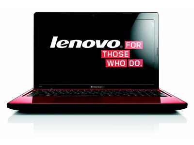 Lenovo IdeaPad Z580 Core i5-3210M 6GB 1TB DVDRW Win8 Red