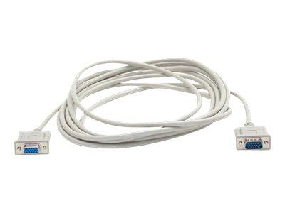 StarTech.com 15 ft VGA Monitor Extension Cable - HD15 M/F