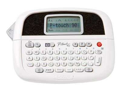 Brother P-Touch 90 Mono Thermal Transfer Label Maker