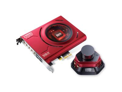 Creative Sound Blaster ZX PCI-Express Desktop Audio System