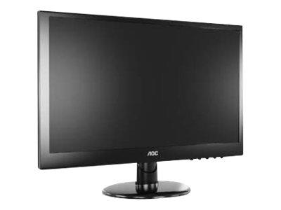 "AOC E2752VQ 27"" 1920x1080 2ms VGA DVI-D HDMI LED Black Monitor with Speakers"