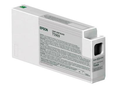 Epson Ink Cartridge - Light Light Black 350ml (7890/7900/9890/9900