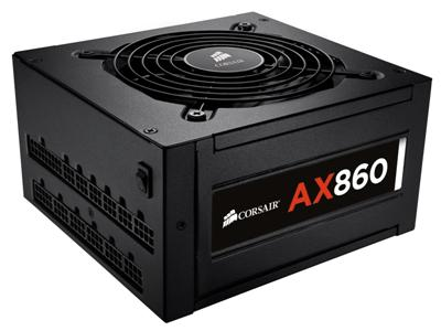Corsair 860W AX860 80PLUS Platinum High Performance PSU