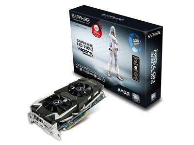 Sapphire Technology AMD Radeon 7950 HD 850MHz 3GB PCI-Express 3.0 HDMI Vapox-X