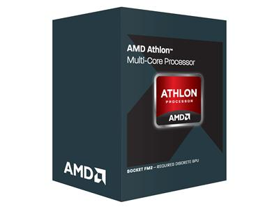 AMD Athlon II X4 750K Black Edition 3.4GHz FM2 4MB 100W