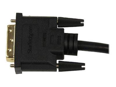 StarTech.com 8in HDMI to DVI-D Video Cable Adapter - HDMI Female to DVI Male