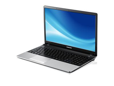 "Samsung Series 3 300E5C Core i3-3110M 4GB 500GB NVIDIA Geforce GT620M 15.6"" HD Win7 Pro Titan Silver"